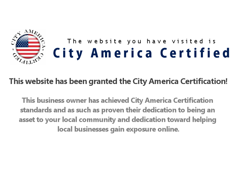 City America Certified